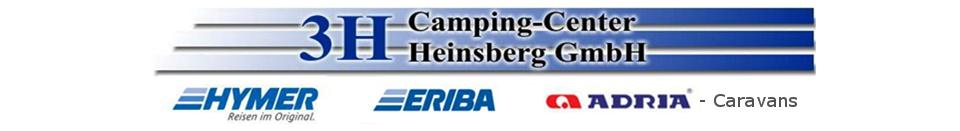 3h-Camping und Wohnbobile Center Heinsberg